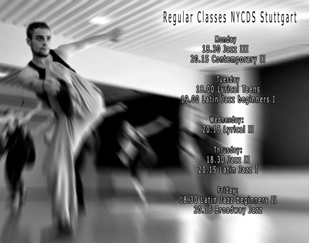 Regular classes NYCDS